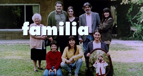 Cine en el salón: 'Familia', soledad, que curioso nombre tienes