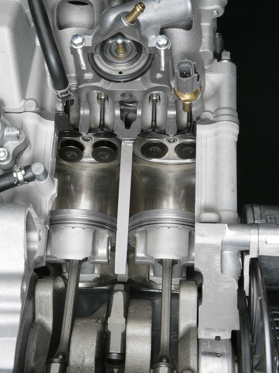 Foto de Yamaha T-Max 2012, detalles (18/32)