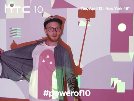 Fotografía tomada con la cámara frontal del HTC 10