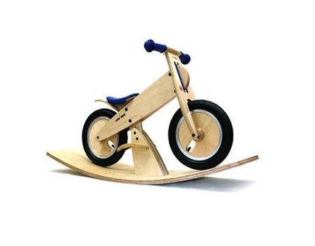 ROCKaBIKE, balancín convertible en bicicleta para los más pequeños
