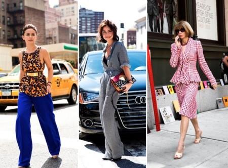 Las grandes (grandísimas) de la moda nos dejan looks imposibles pero estupendos