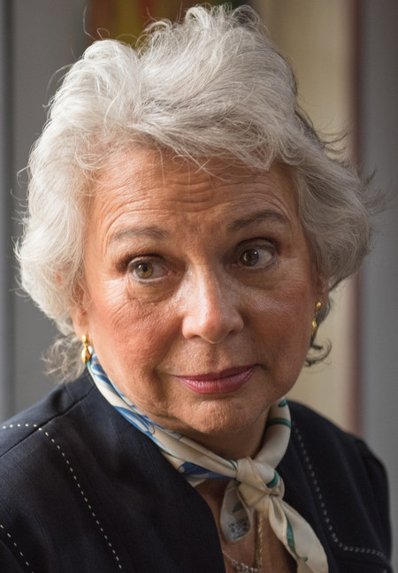 Olga Sanchez Cordero Rostro