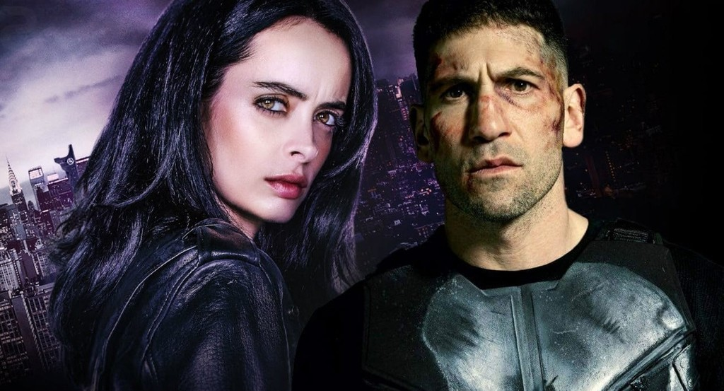 Netflix is apparent from Marvel: 'Jessica Jones' and 'The Punisher' have also been canceled