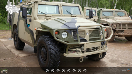 Defending Russia, todo lo que siempre quisiste ver sobre vehículos militares rusos