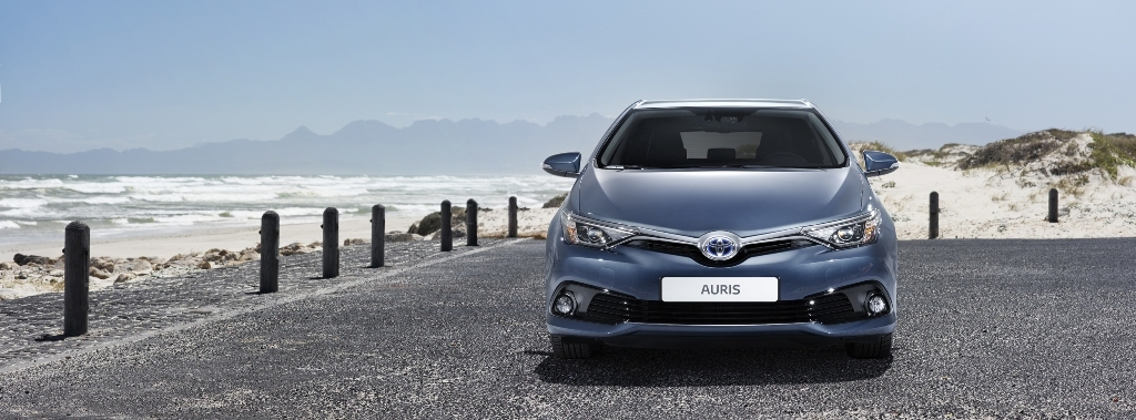 Toyota Auris 9 16