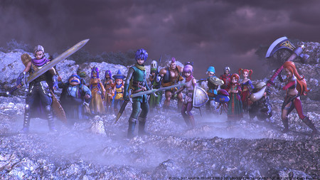 Dragon Quest Heroes 2 01