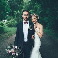 La preciosa historia de amor de cómo Blake salvó la vida de Kevin... y diez años después se convirtieron en marido y mujer