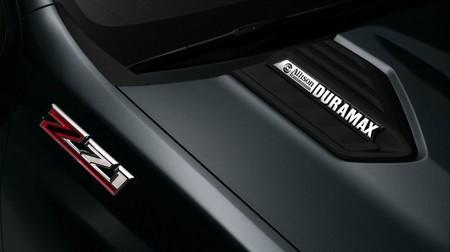 Chevrolet 2020 Silverado Hood