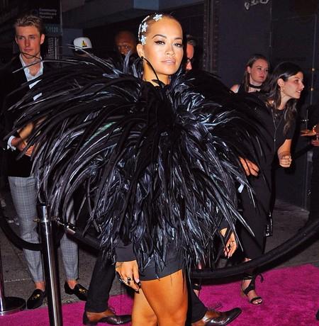 Tras los MTV VMAs, llegó la fiesta, y los looks se hicieron aún más cañeros