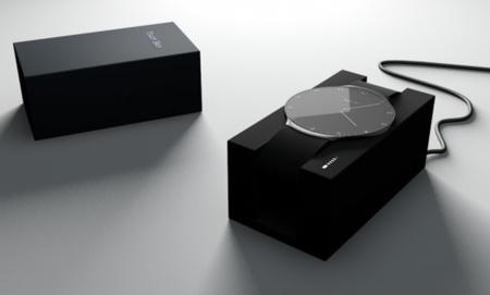 Reloj de pulsera Touch Skin: diseño a un solo toque