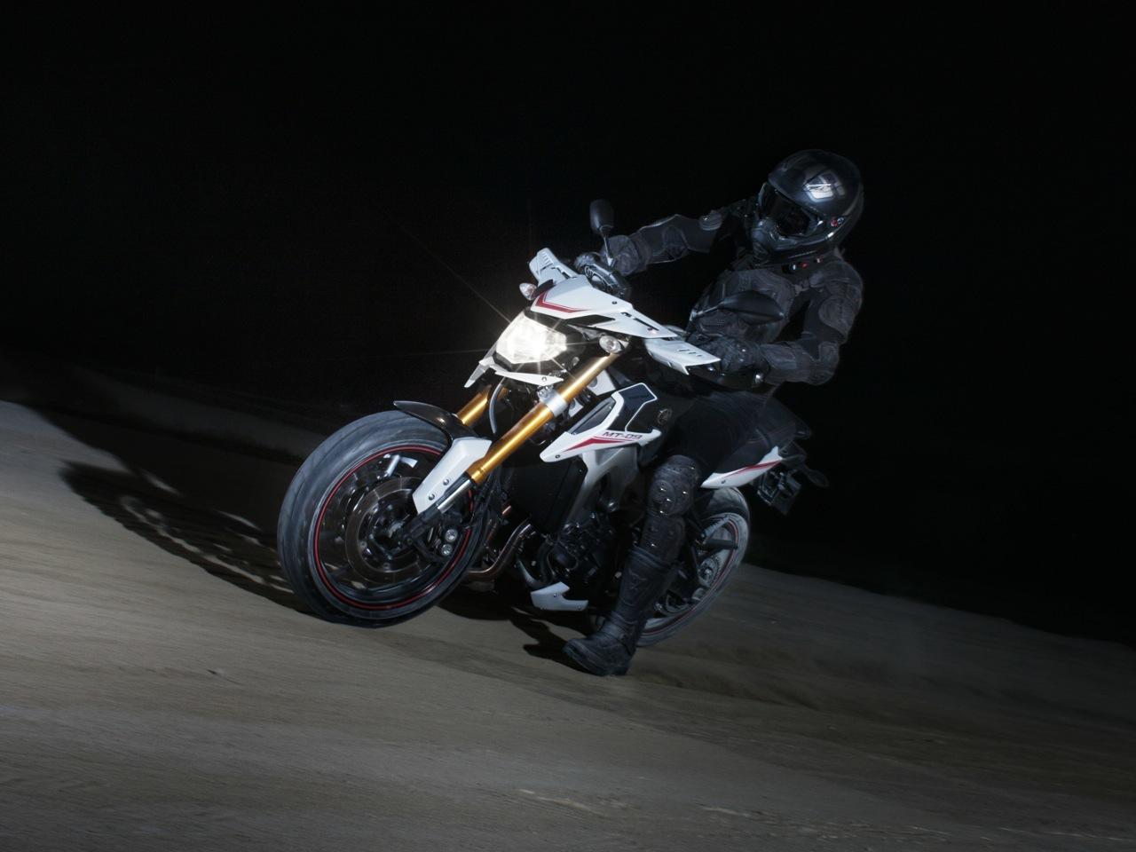 Foto de Yamaha MT-09 Street Rally (2/12)