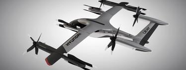 Hyundai y Uber se unen para lanzar el taxi aéreo del futuro
