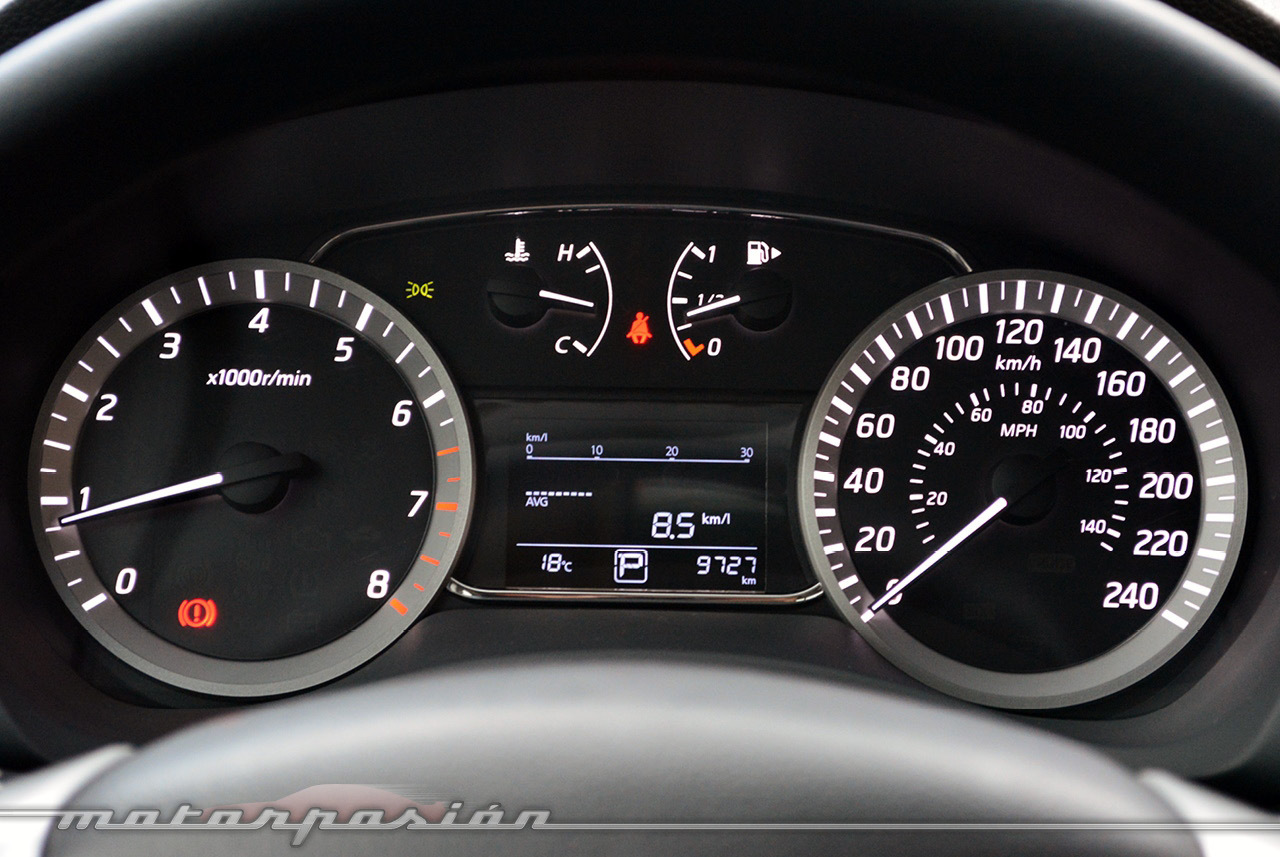 Nissan Sentra Prueba 14 41