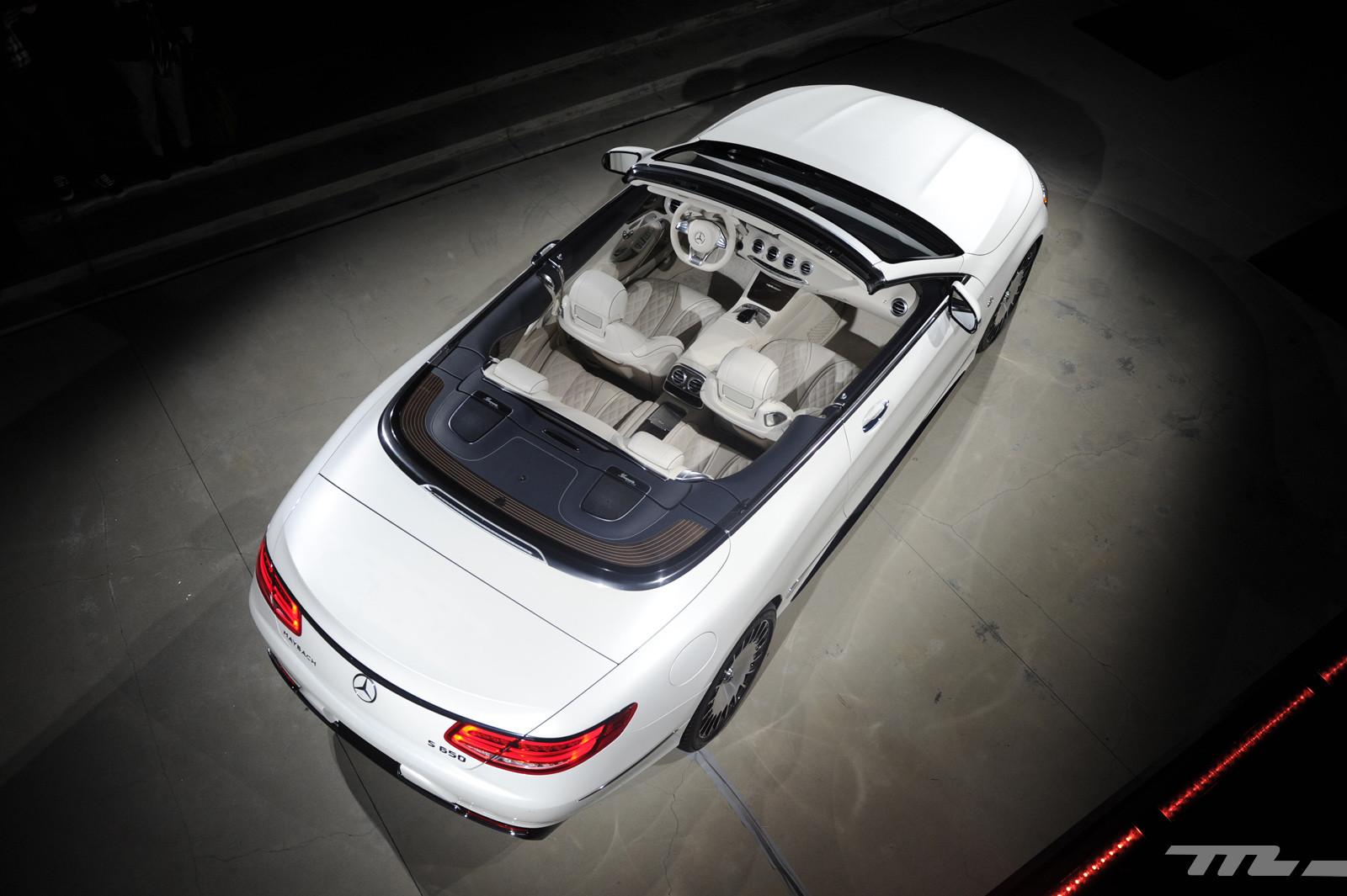 Foto de Mercedes-Maybach S 650 Cabrio (10/37)