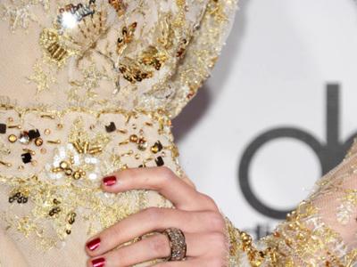Las famosas mejor vestidas en las fiestas de 2012 (I)