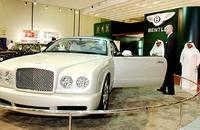 Salón de Dubai: ¡nos sobra el dinero!
