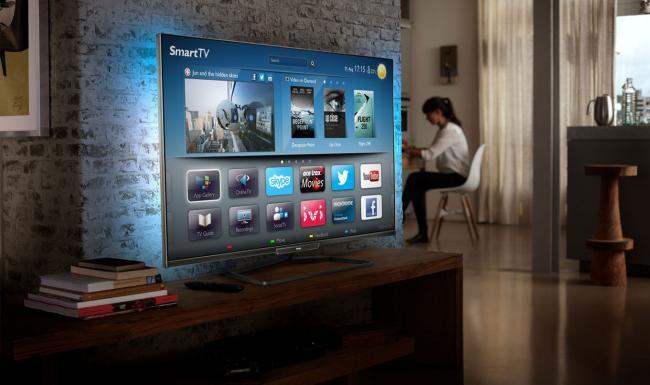 Diseño Philips Smart TV
