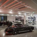 Un garaje de ensueño en Beverly Hills para conocer el renovado Mercedes-Benz SL