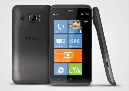 HTC Titan II, el primer Windows Phone con LTE