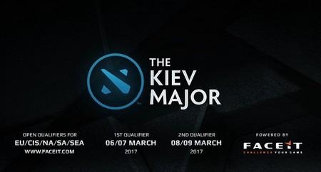 ¡Que comiencen los clasificatorios abiertos para el Major de Kiev!