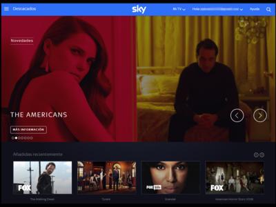 Llega Sky a España, así se compara con Netflix, HBO y otros servicios de vídeo bajo demanda