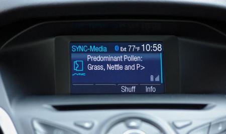Ford Sync ofrecerá alertas centradas en la salud