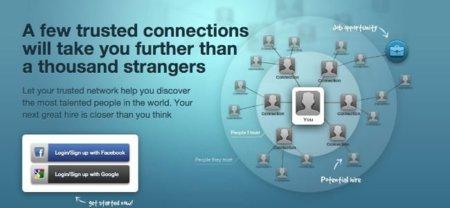 Reference.me, buscando una red social profesional que fomente nuevos trabajos