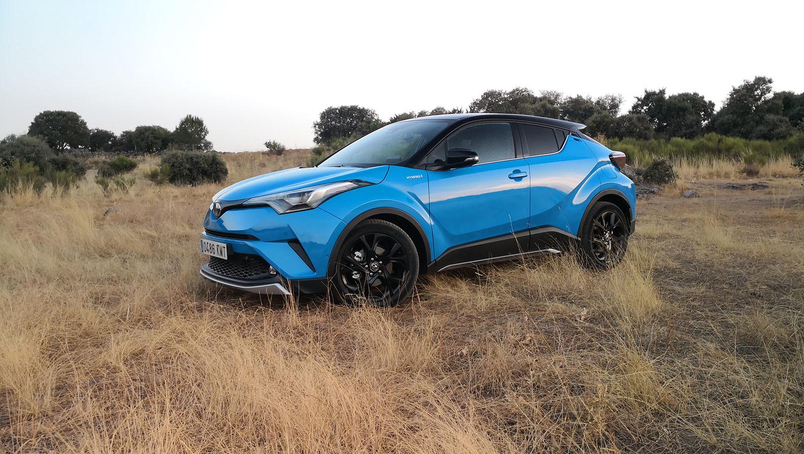 Toyota C-HR Dynamic Plus - Fotos exteriores