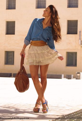 Foto de Tendencias primavera 2011:cinturones (14/15)