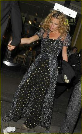 Kate Moss vuelve a ser la mejor vestida para Glamour