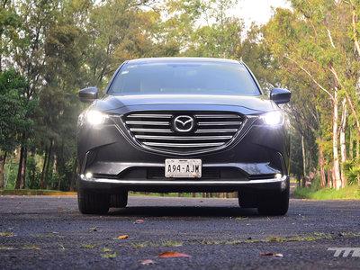 Mazda CX-9, a prueba: el MX-5 de los SUV es una oda al hedonismo