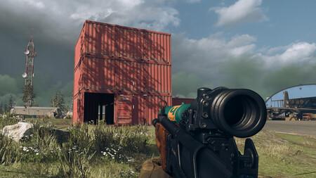 Bunker Entrada Warzone