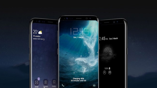 Galaxy S9 Y Galaxy S9 Plus
