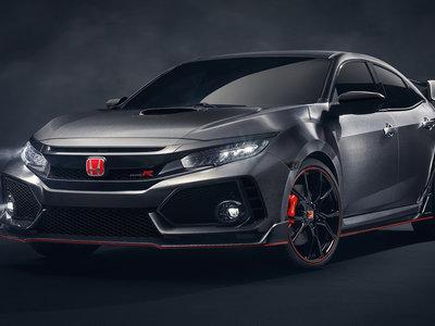 El nuevo Honda Civic Type R de producción estará en Ginebra