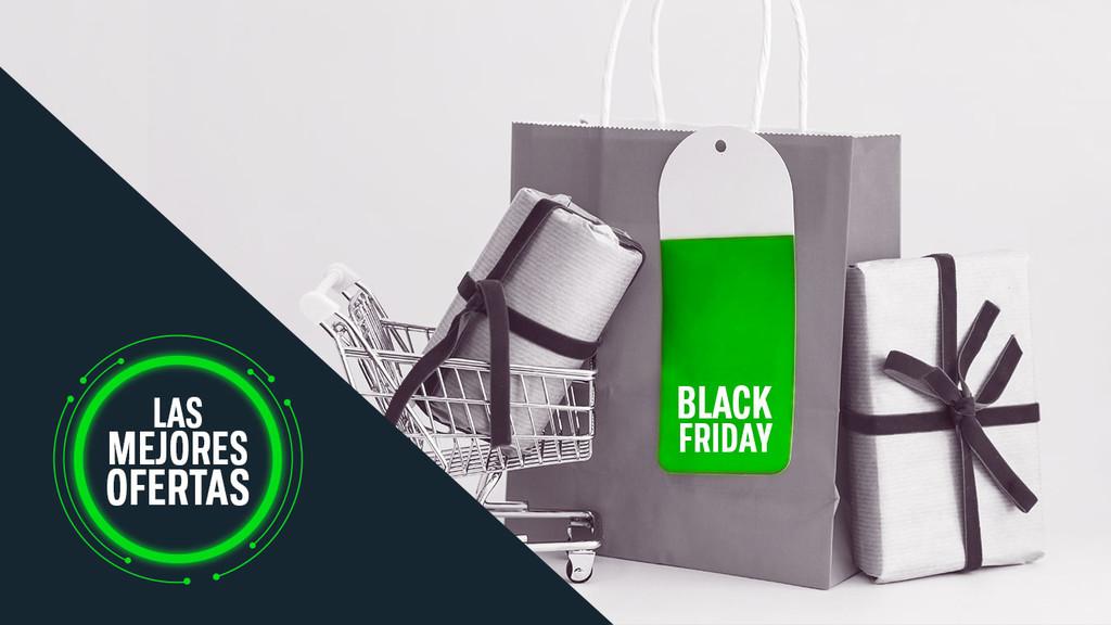 Black Friday 2018: Mejores ofertas de tecnología e informática de hóy miércoles