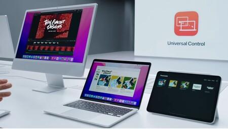 macOS Monterey permitirá controlar mac y iPad con los mismos mouse y teclado, como HarmonyOS de Huawei