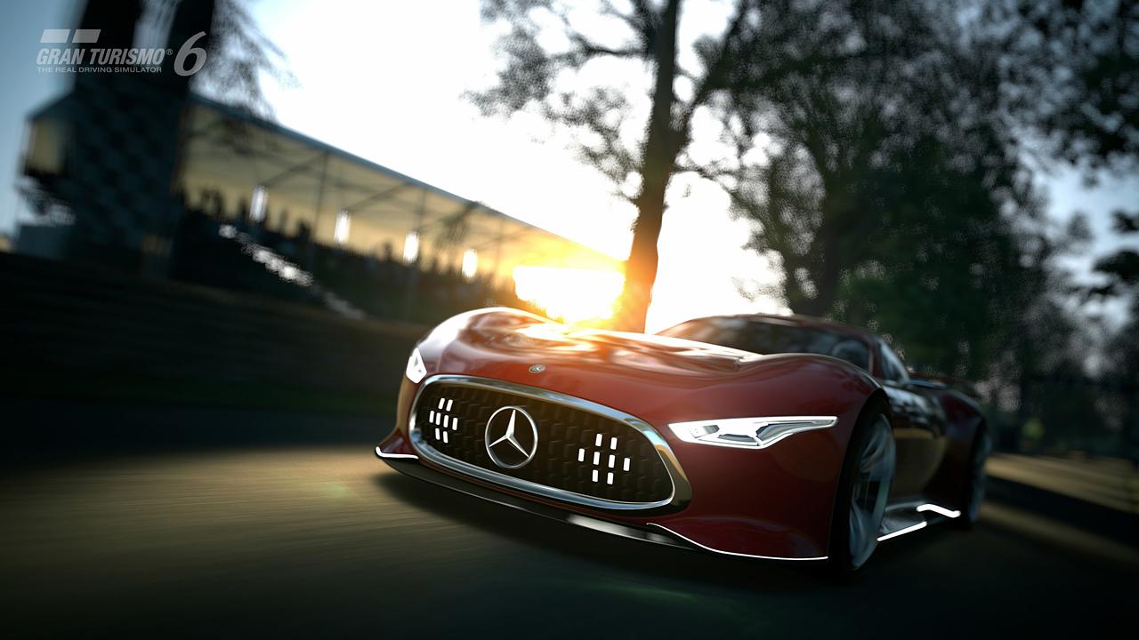Foto de Mercedes-Benz AMG Vision Gran Turismo (15/20)