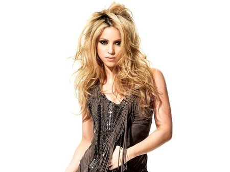 Shakira waka-wakea en Barcelona