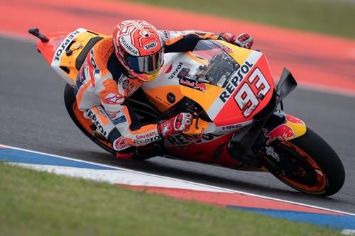 Marc Márquez consigue en Argentina su mayor victoria en MotoGP y ya es nuevo líder del mundial