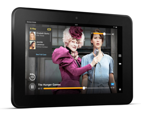 Amazon Kindle Fire HD, a fondo