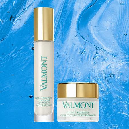 Valmont lanza Hydra3Regenetic, tratamiento facial hidratante anti-edad a 3 niveles