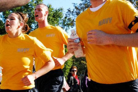 El algodón: ¿el peor tejido de camisetas para correr?