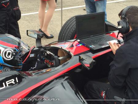 Piloto Ordenador Formula E