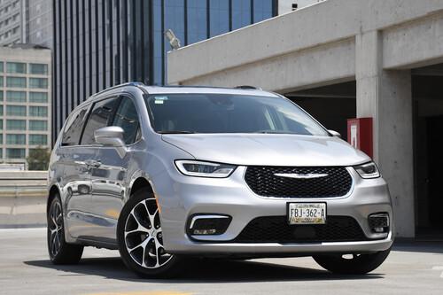 Chrysler Pacifica, a prueba: una miniván hasta arriba de tecnología y comodidad