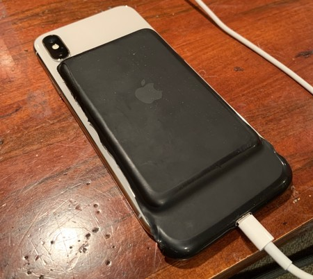 Iphone Smart Battery Case Modificada