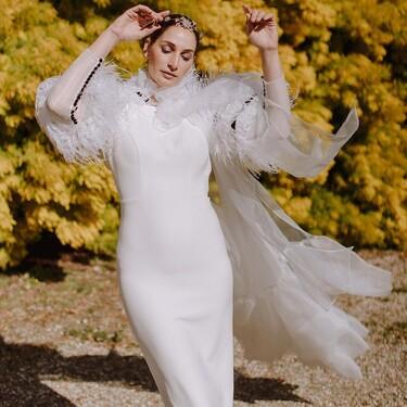 Las siete tendencias de novia que tienes que saber si te casas en 2022