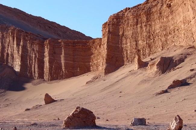 Licancabur Valle Luna