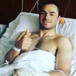 Román Ramos operado con éxito, pero es duda para Malasia dentro de dos semanas