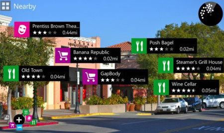 Nokia City Lens, realidad aumentada en los teléfonos Lumia