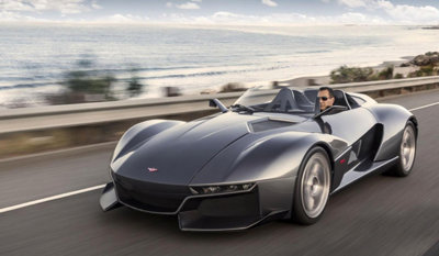 Rezvani Beast: un Ariel Atom 3 de 506 CV, carrozado en fibra de carbono